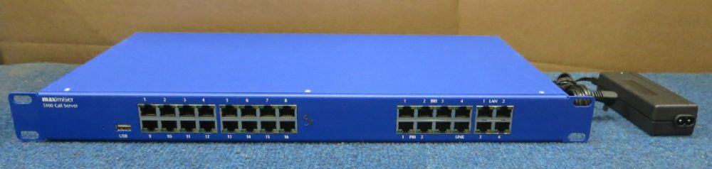 Splicecom Maximiser 5100 Call Server System 16 Port 500 User ASY-UT-CALL-51/14D
